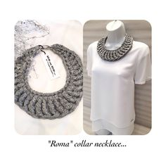 A personal favourite from my Etsy shop https://www.etsy.com/uk/listing/520729398/roma-collar-necklace