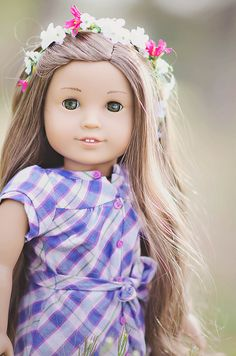 Kanani, by Karalee Doll Hairstyles, My American Girl Doll, Doll Stuff, Doll Accessories, Girl Dolls, Doll Clothes