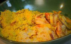 Moqueca de camarão da Família Britto: anote a receita original do segundo episódio do Que Marravilha! Revanche.
