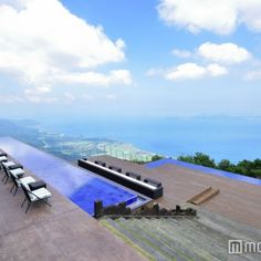 天空の絶景「びわ湖テラス」がまるで別世界!滋賀の新名所に注目2016