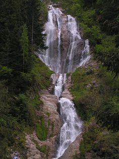 "Cascada Cailor, ""Horses Waterfall"", Rodna Mountains, Romania"
