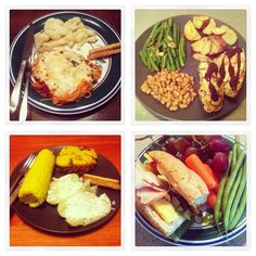 Diet-to-Go Dinners...Full meals, nutritious and delicious!