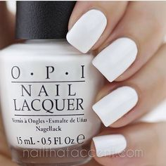 OPI Angel with a lead foot