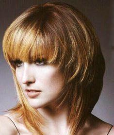 La moda en tu cabello: Cortes degrafilados hasta los hombros 2017
