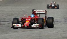 El Ferrari de Alonso