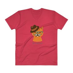 Now available in my art shop: Sleuth Cat V-Neck... Let me know what you think! http://mattyfieldy.com/products/sleuth-cat-v-neck-t-shirt?utm_campaign=social_autopilot&utm_source=pin&utm_medium=pin