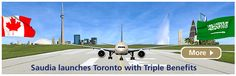 Fly to #Toronto .. our destination in #Canada