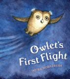 Owlet's First Flight: Our theme was owls and our early literacy skill was Print Awareness Owl Books, Animal Books, Nocturnal Animals, Woodland Animals, Forest Classroom, Creatures Of The Night, Afraid Of The Dark, Children's Picture Books, Circle Time