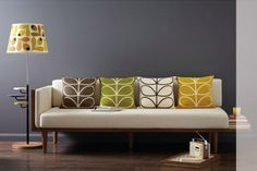 Check Out The Orla Kiely Home Collection | LuxPad