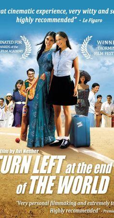 Turn Left at the End of the World / DVD 6529 / http://catalog.wrlc.org/cgi-bin/Pwebrecon.cgi?BBID=7785825
