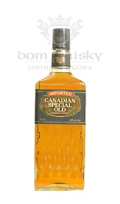 Canadian special old  whisky