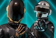 Daft Punk copan la primera lista oficial de streaming en España