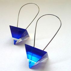 80's Avant Guarde Earrings  by 20th Obsession