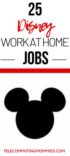 Disney Work at Home Jobs 25 ways you can work remotely for Disney. Need an online job? Make money from home by using one of these work from home jobs working for the happiest place on earth. Work From Home Opportunities, Work From Home Jobs, Online Jobs From Home, Business Opportunities, Business Tips, Online Business, Earn Money From Home, Way To Make Money, Budget Planer