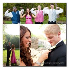 Prom picture ideas.