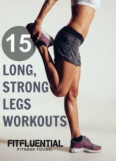 15 legs and booty workouts