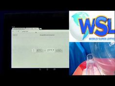 World Super Lotto - Live Drawing #30 - Jan 10, 2015, Jackpot 8.2 Btc    https://winwsl.com