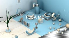 "Toca Me 2016 Opening Titles by http://www.studioastic.com, http://www.thefinest.de & Paul Taylor    The TOCA ME conference in Munich showcases stunning digital, interactive, print, web and motion graphic designers since 2004.  In 2016 we « studioastic, thefinest and Paul Taylor » had the honor to create the opening titles « PRESS PLAY » presenting    Hungry Castle  Sarah Illenberger  Tom Ising  Matt Lambert  Signalnoise  Gavin Strange    ""We had a blast creating all the different sets in…"