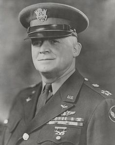 "Allied leaders - Henry Harley ""Hap"" Arnold (June 25, 1886 – January 15, 1950) was an American general officer holding the grades of General of the Army and later General of the Air Force. Arnold was an aviation pioneer, Chief of the Air Corps (1938–1941), Commanding General of the U.S. Army Air Forces during World War II, the only Air Force general to hold five-star rank, and the only person to hold a five-star rank in two different U.S. military services."