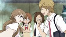 *SLAP*  Kimi ni Todoke - Kento Miura, Ayane Yano, Chizuru Yoshida