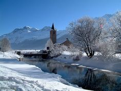 Sils-Baselgia, CH