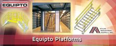 Equipto Platforms for space saving solutions for any workshop or storage space