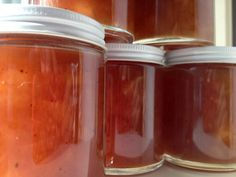 Tilly's Nest: Apple Pie Jam the Old Fashioned Way this is the one Colby loves Jam Recipes, Canning Recipes, Apple Recipes, Canning Syrup, Canning Jars, Homemade Jelly, Homemade Butter, Recipe Using Jam, Red Currant Jam