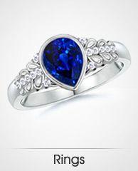 Sapphire-Rings