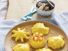 Crema sabbiata all'ananas: venite a scoprire un dolce estivo dal sapore fresco e gustoso! Perfetto per concludere una cena e per rinfrescare il palato.
