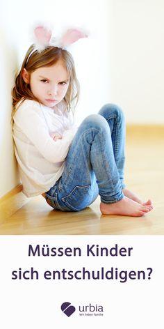 Erzwungene Entschuldigungen bewirken bei Kindern nicht viel. Aber Höflichkeit muss sein, oder etwa nicht? Hier erfährst du, welche Alternativen es gibt und wann Entschuldigungen erforderlich sind.