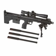 Desert Tactical Arms SRS Covert Precision Rifle - Convertible .300WM / .308WIN / .338 Lapua