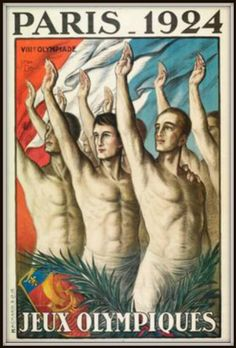 Beautifully Designed Olympic Posters from 1896 to Today Comic Book Display, Paris Poster, Wood Poster Frames, Photo Wall Decor, Vs The World, Art Of Man, Online Posters, Winter Games, Cinema Posters