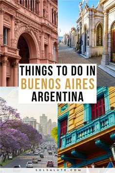 Best things to do in Buenos Aires Argentina | What to do in Buenos Aires | Buenos Aires landmarks | Buenos Aires attractions | Buenos Aires itinerary | Where to go in Buenos Aires Argentina | What to eat in Buenos Aires | Buenos Aires things to do | Places to visit in Buenos Aires | Buenos Aires tourist attractions | sightseeing Buenos Aires | Places to visit in Buenos Aires | Things to see in Buenos Aires | Must do in Buenos Aires #Argentina #BuenosAires #SouthAmerica