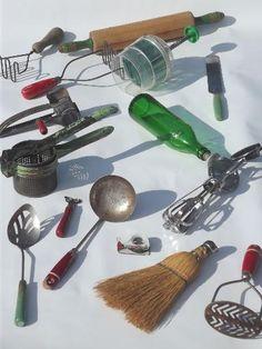 227 best antique kitchen utensils images kitchen essentials rh pinterest com Old Fashion Kitchen Designs Old Fashion Kitchen Designs