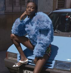 "driflloon: ""  riley montana for vogue ukraine july 2016 """