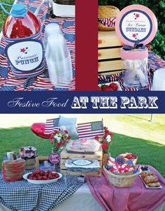 All American Birthday Party