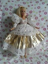 Barbie Prinzessinnenkleid (ohne Puppe)