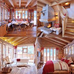 Luxus Chalet mit traumhafter Alpenpanorama Aussicht. Hier geht es zur kompletten Haustour: http://www.spaaz.de/inspiration/Luxus-Chalet-mit-traumhafter-Alpenpanorama-Aussicht
