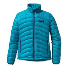 Patagonia Women's Down Sweater - FL essential in early Feb for chilly walks on the beach!