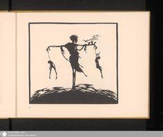 27 - Illustration Nr. 7 Der Tod am Galgen. - Page - Digitale Sammlungen - Digital Collections