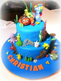 Torta Nemo