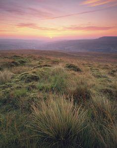 Marsden Moor, West Yorkshire, England.