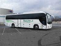 Suuri ampui Yutong Bussi brändi, kirjoita Vision ZK6120HE