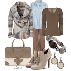 """""""Casual Classy"""" by christa72 on Polyvore"""