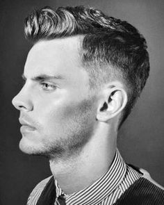 Mens Hairstyles Short Back And Sides