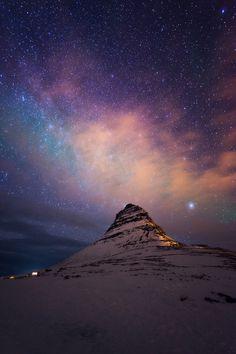 Kirkjufell, Iceland by Daniel Korzhonov