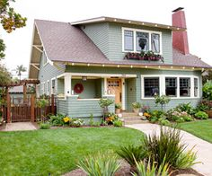 Find the Perfect Color for Your House Style