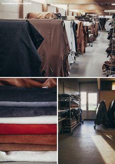 Leather - Erik Jorgensen Collage of Materials | Scandinavia Standard copy