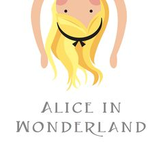 Alice in Wonderland by Letizia Picuno