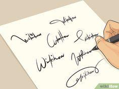 Idée De Signature Comment créer une signature qui en impose   Signature, Comment